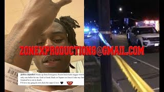 BREAKING Chiraq Rapper Polo G SHOT twice minutes after callin King Von SNITCH for lil durk case!