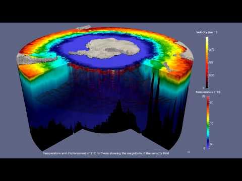 Southern Ocean temperature (SOSE)