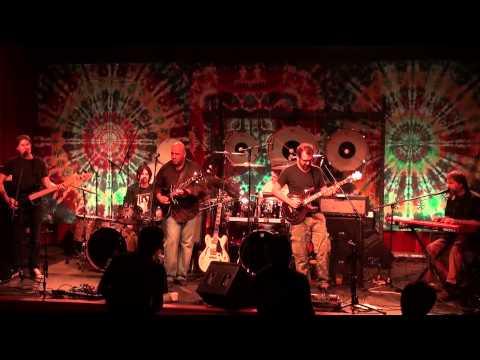 FORGOTTEN SPACE - Bertha - The Live Oak Music Hall & Lounge (Ft. Worth, TX) - Oct 5, 2012