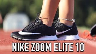 NIKE ZOOM ELITE 10 REVIEW | NIKES MOST UNDERRATED RUNNING SHOE