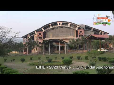 "O P  Jindal Auditorium, Raigarh   ""EIHE - 2020 Venue"""