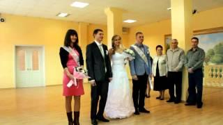 Свадьба Леши и Кати