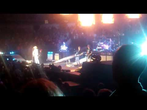Jason Aldean- Fly Over States Wichita, KS 3-16-2012