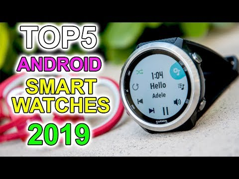 Top 5 - Best Android Smartwatches 2019 | Best Android Smartwatch Under 100