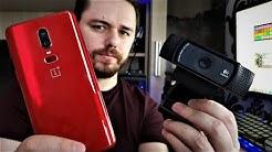 Cum sa iti folosesti telefonul pe post de webcam GRATIS