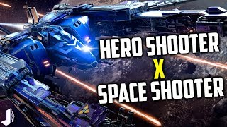 Space Shooter Meets Hero Shooter? Eve Valkyrie Warzone