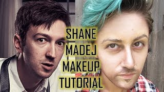 How to look like SHANE MADEJ: A terrible tutorial