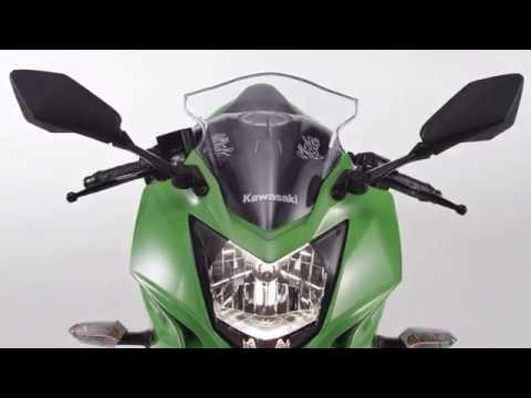 New Kawasaki Ninja 250SL MY15 - Official Video