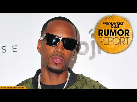 "Safaree Loses His Mind When New Track ""Hunnid"" Charts On ITunes"