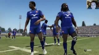 FRANCE - ÉCOSSE : Rugby Challenge 3