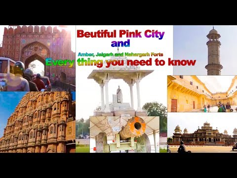 Documentary- Jaipur The Pink City in HD