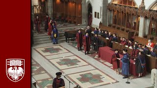 2013 University of Chicago Law School Diploma and Hooding Ceremony