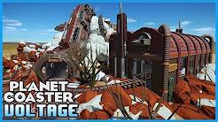 VOLTAGE! Back To Hydrea III! Coaster Spotlight 185 #PlanetCoaster