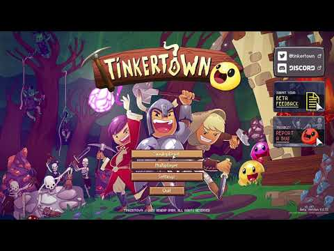 We Take A Look At Tinkertown Beta |