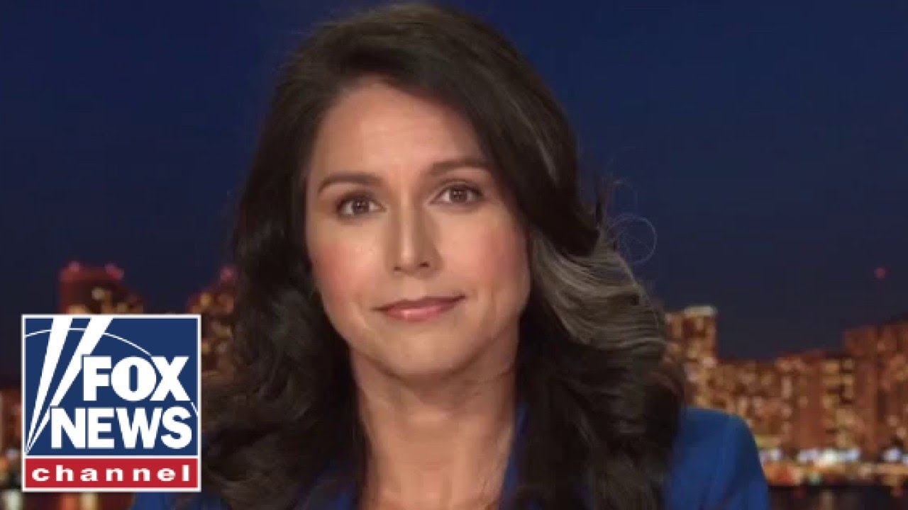 Tulsi Gabbard: Lawmakers are undermining the foundation our country was built on