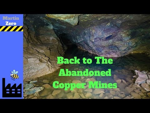 Back to The Abandoned Copper Mines of Alderley Edge
