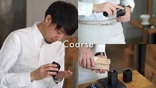 [HARIO]V60 Dripper Kasuya Modell_how to brew[KDC-02-B] thumbnail