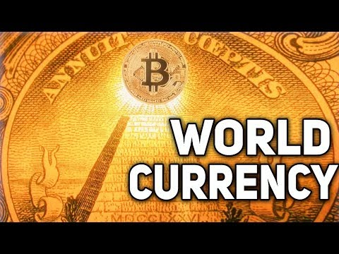 This Is Why Bitcoin Will The One World Currency Of The Future!