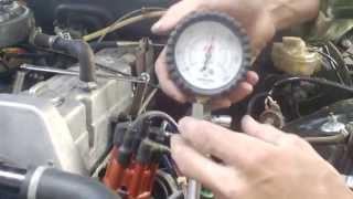 Мерседес 123,присадка в масло двигателя.
