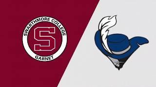 Swarthmore Baseball Highlights vs. Cabrini (March 28, 2018)