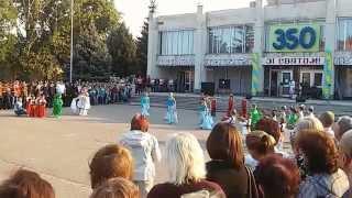 Селищу Борова - 350!(Харківська область Борівський район., 2014-09-28T19:41:57.000Z)