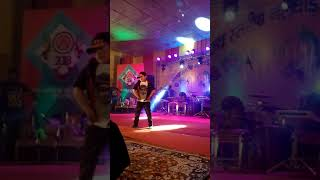 Performance of Aditya Naik special child of SAKAR society at nalwar mela night sunder nagar himachal
