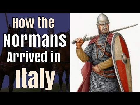 The Normans Arrive in Italy: Two Early Legends
