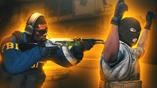 """JUGAMOS CON EL DIOS DE CSGO!"" Counter Strike Global Offensive #329  sTaXx"