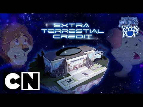 Extra Terrestrial Credit Ep 10  The After School Adventures of Paddle Pop