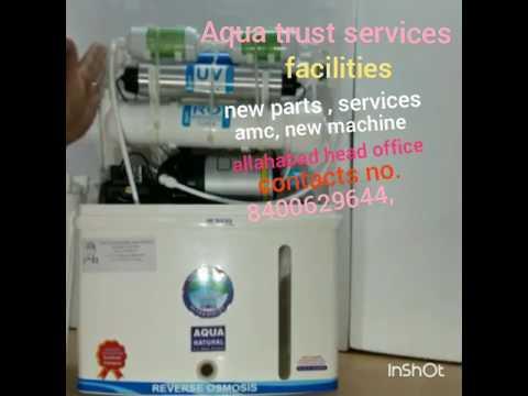 Aqua trust services