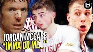 Jordan McCabe: Steve Nash or White Chocolate...?