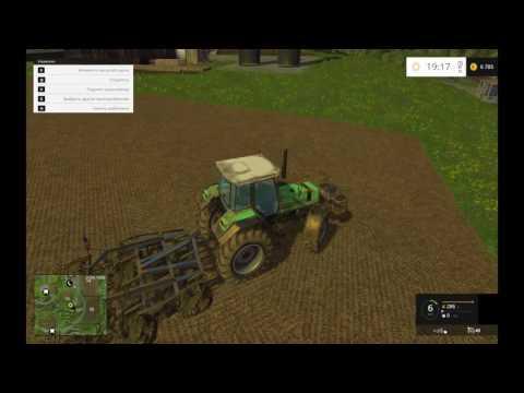 Игра Мультик про Тракторы для мальчиков 3 - 4 лет | Взошёл урожай