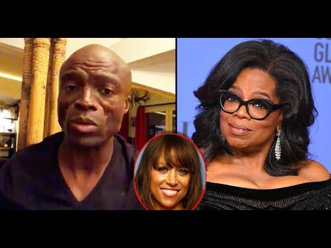 SEAL,OPRAH, And Stacy