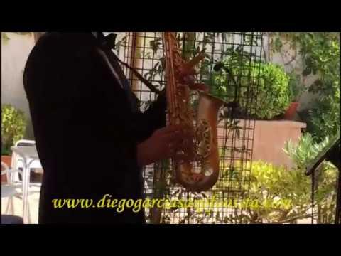 Saxofonista para bodas y eventos, Diego Garcia Saxo. Want to want me, cover sax