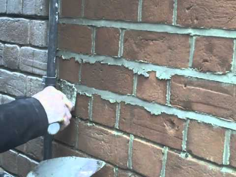 The Fine Art Of Brickwork Repointing 4 Youtube