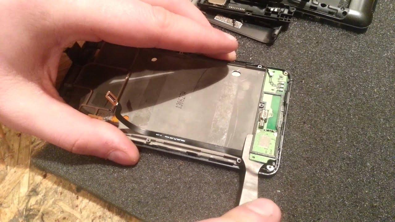 Ремонт смартфона Lenovo A328, замена тачскрина (сенсорного стекла .