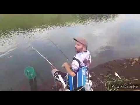 pescaria com os amigo que conhecemos em Mauá  cueca e volni