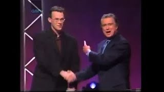 John Carpenter RETURNS to Who Wants To Be A Millionaire part 1 RE-UPLOADED