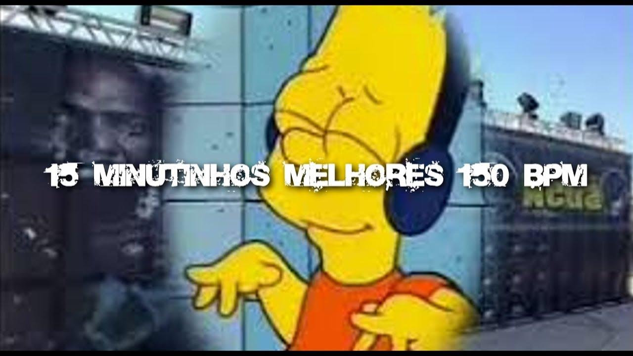 15 MINUTINHOS DAS MELHORES 150 BPM [ PROD. LIGEIRINHO ]