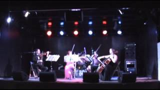 Sound Storm Cover String Quartet Odessa 10.06.2014. TRUE MAN Hot Boat...