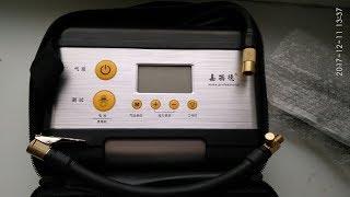 Тест, обзор автоматического компрессора для подкачки шин