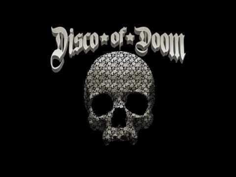 Si Begg Presents Buckfunk 3000 - High Volume - Disco Of Doom Remix