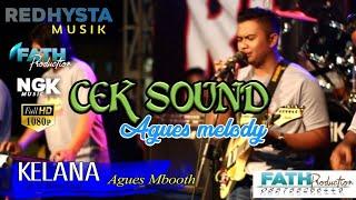 Cek sound NGK Audio KELANA 2 - Agues Mbooth   Suara juoss Redhysta live Sumberagung   11 Maret 2018