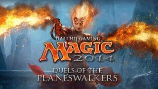 Magic 2014:  Duels of the Planeswalkers PC Gameplay HD 1440p