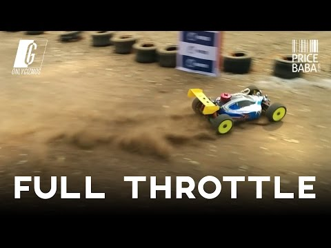 RC Car Race (Full Throttle) Compilation - IIT Bombay Techfest 2015