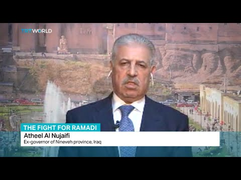 Ex-governor of Nineveh Atheel Al Nujaifi talks to TRTWorld on importance of Ramadi for Iraq