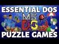 8 Essential DOS Puzzle Games