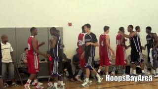 Lakeshow and Rebels Full Game Highlight Mix: Rumble in the Bay 2010 Semi-Final