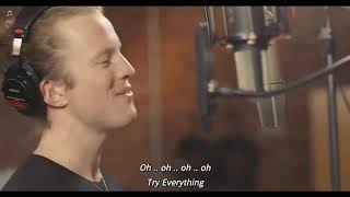 Shakira - Try Everything (Zootopia) (Home Free Cover with Lyrics)