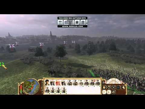 Empire Total War - Battle of Bunker Hill